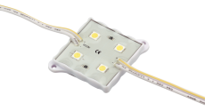 Модуль 5050/4leds DC12V 6000-7000K IP65 (уп 10шт)