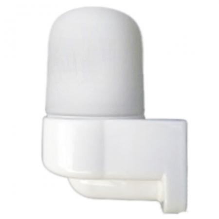 Светильник НПБ400-2 для сауны настенный, угловой, IP54, 60 Вт, белый, TDM,(для сауны)