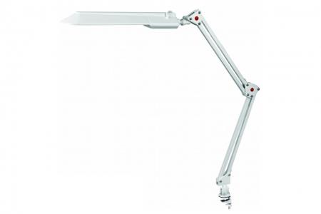 Светильник настольный Camelion KD-017С С01 белый, 230V 11W