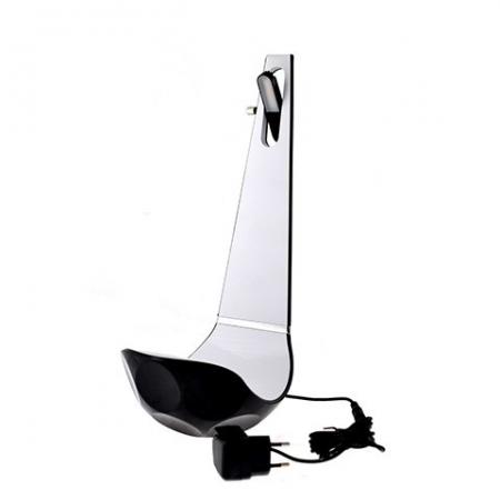 Светильник настольный Camelion KD-781 C02 чёрный LED(6.4Вт,230В,сенсорн.выкл,3 ур.ярк,мультипозиц.)