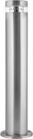 Camelion TS-204 (Стальной) Светильник столб 45см TECHNO улично-садовый 230В 60Ватт