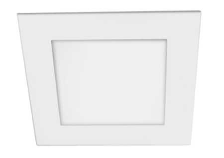 Светильник Jazzway светодиодный встраиваемый квадр PPL - SPW белый  9w 4000K