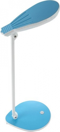 Светильник настольный Camelion KD-786 C13 голубой 230V 5W 4000К