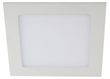 ЭРА Светильник светодиодный квадратный LED2-6 6W 220V 4000K