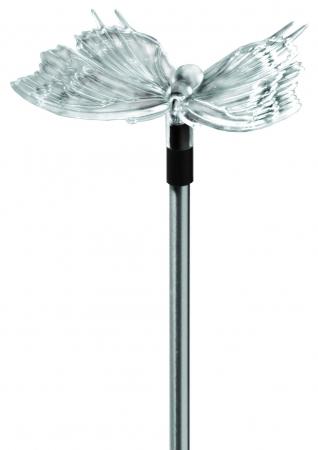 """Светильник с солнечной батареей Camelion SGD-04 """"Бабочка"""" (1 Led)"""