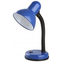 Светильник настольный Camelion KD-301 C06 синий 230V 60W