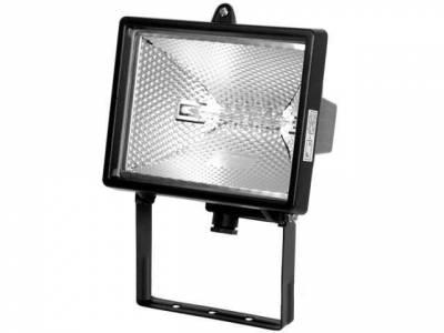 Прожектор Camelion FL-500 черный (0201,прожектор,220V 500 W)