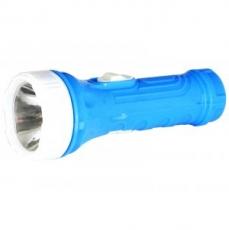 Фонарь Ultraflash 828-TH (фонарь,голубой, 1LED,1 реж, 3xAG10 в комплекте, пласт. блист.-пакет)24/480
