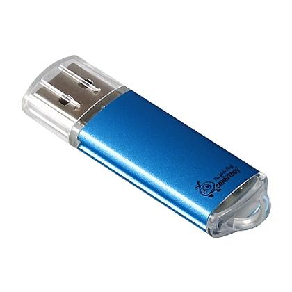 USB флэш-диск SmartBuy 32GB V-Cut Blue