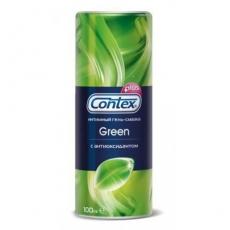 Лубрикант Contex Green, 100 мл с дозатором