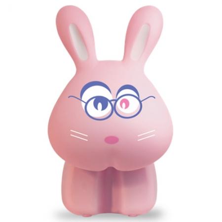Светильник ФАЗИКИ-2 Кролик Фролик (розовый)