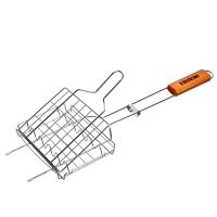 Решетка-гриль для сосисок и колбасок 55(+5)x21x16x2,5 cм  BOYSCOUT / 12