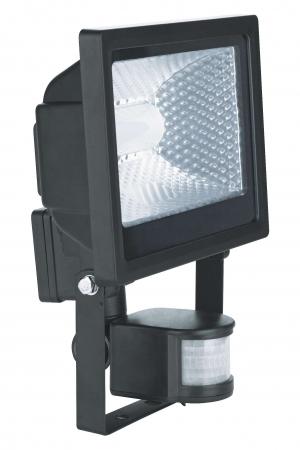 Прожектор Camelion LFL-2020-NW  С02 (LED SMD прожектор с датчиком движ20 Вт, 230 В, 4300К- черный)