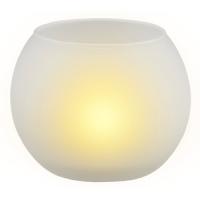 Свеча светодиодная в стакане ЭРА С15  24/960