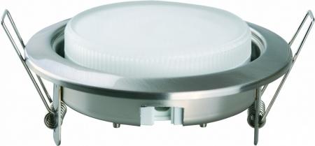 Camelion FM1-GX53-C (металлический встраиваемый светильник, мат хром)
