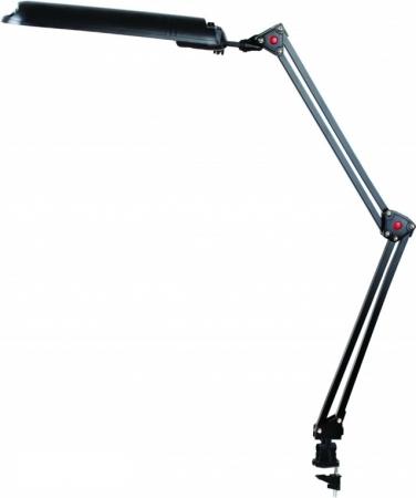 Светильник настольный Camelion KD-008С  C02 черный, 230V 11W