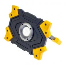 "Perfeo фонарь-прожектор ""Work Light"", COB-5W, 470LM, жёлтый /40"