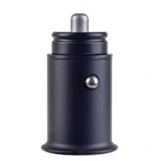 """PERFEO Автомобильное зарядное устройство с двумя разъемами USB, 2x2.4А, черный, """"AUTO 2"""" /50"""