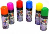Мел-спрей для рисования,цвет в ассортименте 175мл. /24