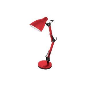 Светильник настольный Camelion KD-331 C04 красный 220V 40W Е27 12
