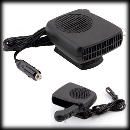 Авто-вентилятор с функцией обогрева (Fan heater)