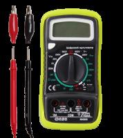 Мультиметр (вольтметр+амперметр+тестер) ФAZA цифровой MAS830