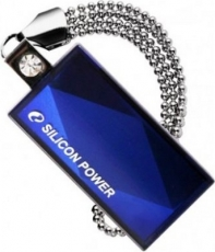 USB флэш-диск Silicon Power 16GB Touch 810 Blue