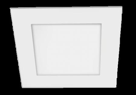 Jazzway светодиодная встраиваемый квадр PPL - SPW белый 15w 6500K 195*195*25mm IP20