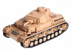 Радиоуправляемый танк DAK Pz. Kpfw.IV Ausf. F-1 1:16 (3858-1)