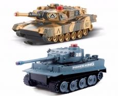 Радиоуправляемый танковый бой HQ 508 1:32