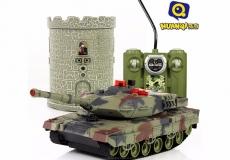 Радиоуправляемый танк с башней HQ 550 1:32