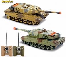 Радиоуправляемый танковый бой HQ 552 1:32