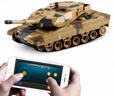 Радиоуправляемый танковый бой HQ H500 1:36