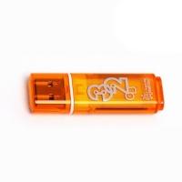 USB флэш-диск SmartBuy 32GB Glossy series Orange