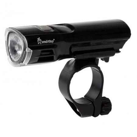 Светодиодный велосипедный фонарь 3W Smartbuy Klondike, черный (SBF-4507-K)