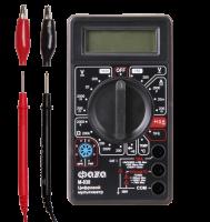 Мультиметр (вольтметр+амперметр+тестер) ФАZA цифровой М838