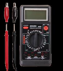 Мультиметр (вольтметр+амперметр+тестер) ФАZA цифровой М890D