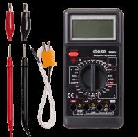 Мультиметр (вольтметр+амперметр+тестер) ФАZA цифровой М890С+