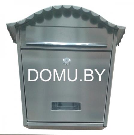 Ящик почтовый (нержавейка)