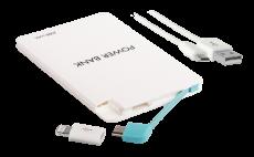 Портативный аккумулятор (Power bank) ФАZА PB-2500 для зарядки телефонов, планшетов и т.д.