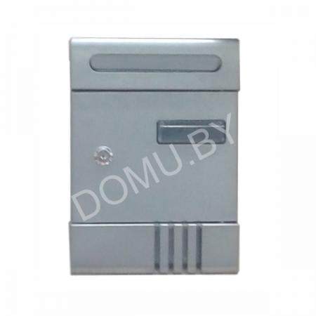 Ящик почтовый серебристый
