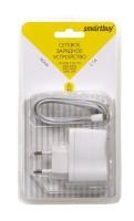 Зарядное устройство сетевое SmartBuy NOVA для iPhone 5/6/iPad Mini/iPad Air