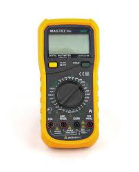 Мультиметр MASTECH MY63