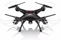 Квадрокоптер Syma X5SW с FPV Wi-fi камерой